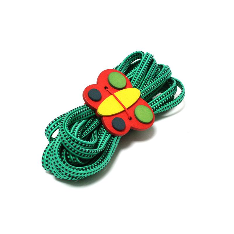 Gummitwist grün