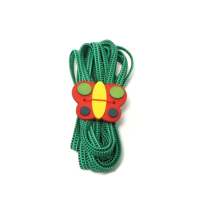 Gummitwist grün 3