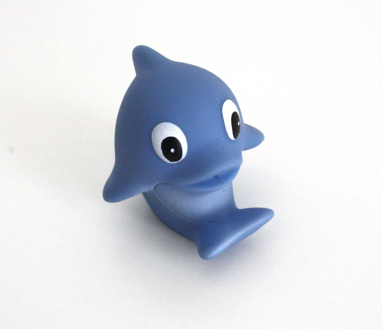 Wasserspritztiere Wal Walross Delfin Robbe 6