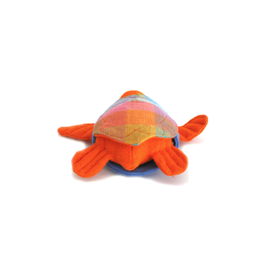 BAREFOOT Stofftier Schildkröte 3