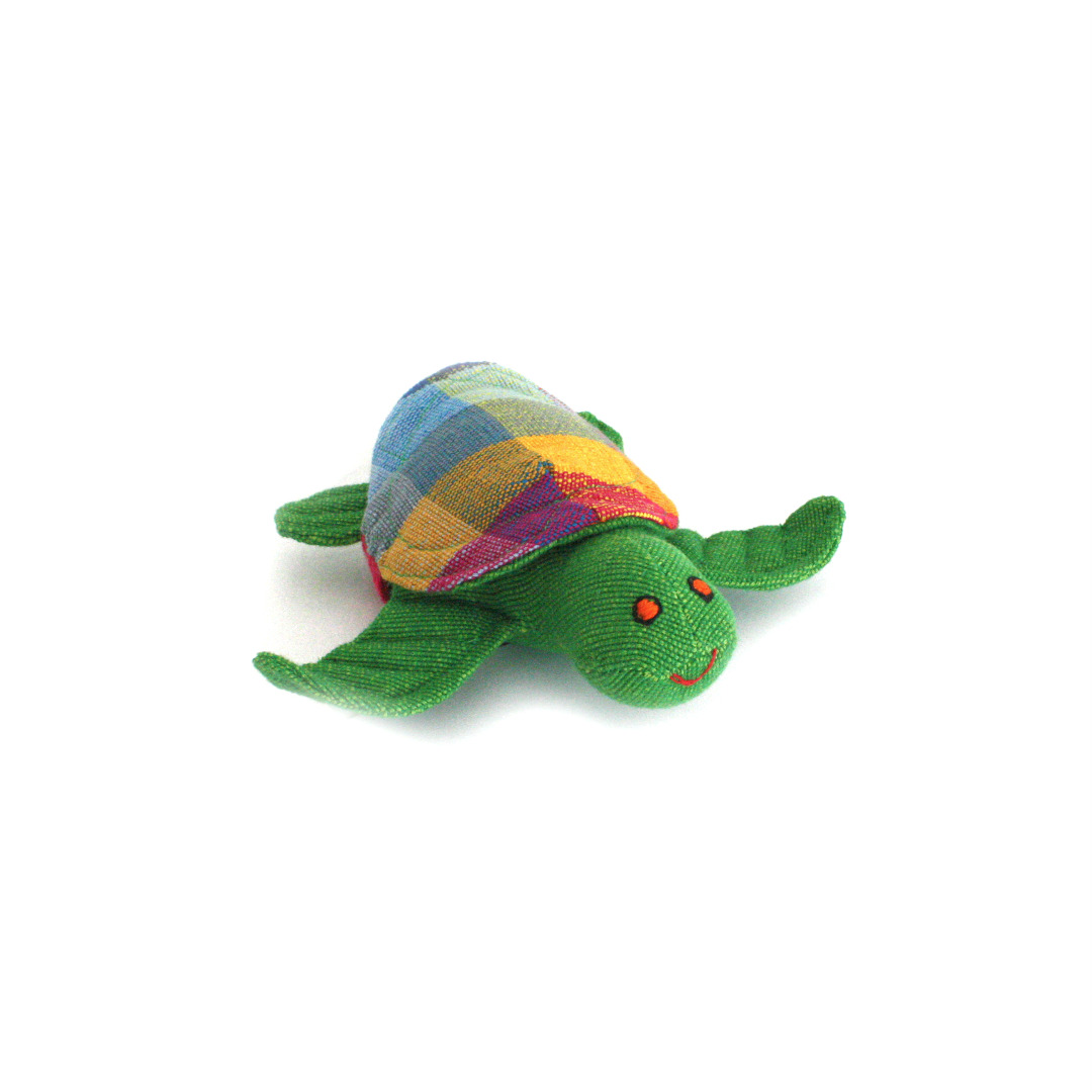 BAREFOOT Stofftier Schildkröte 2
