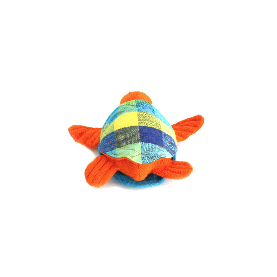 BAREFOOT Stofftier Schildkröte 4