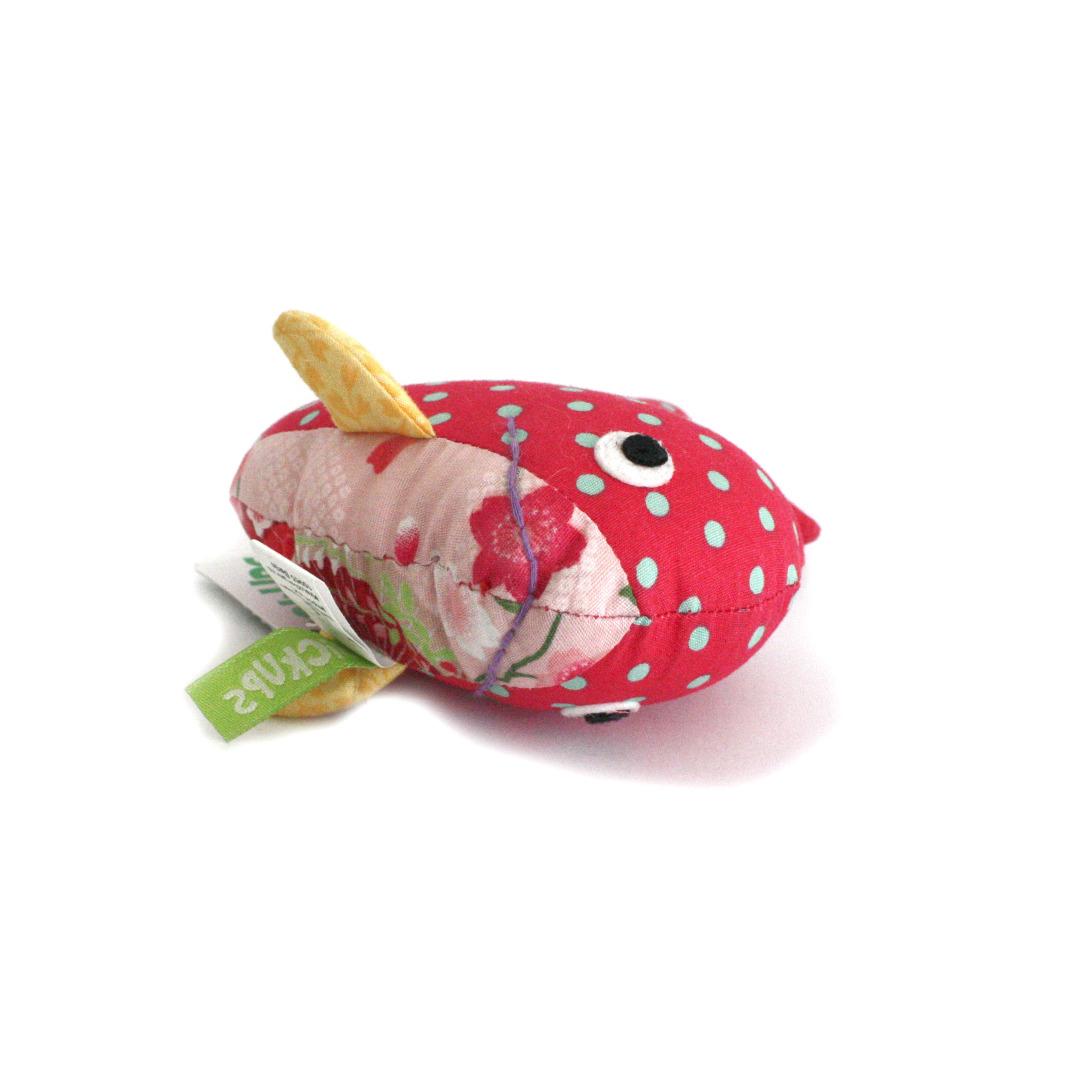 HickUps Babyrassel Wal pink 4