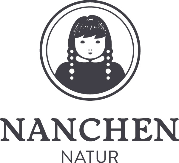 NANCHEN NATUR Puppe Pimpel weiss Bio Made in Germany