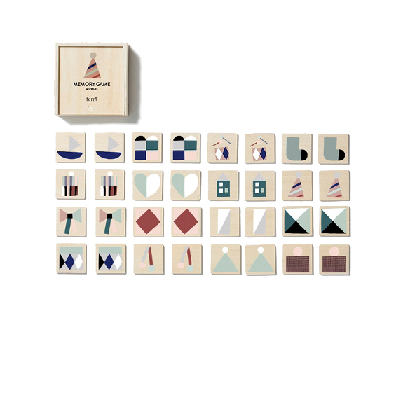 Ferm Living Memory Game 2