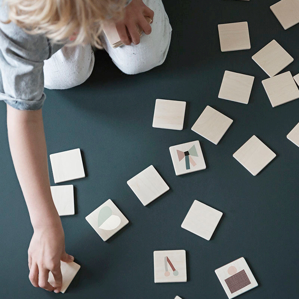 Ferm Living Memory Game 3