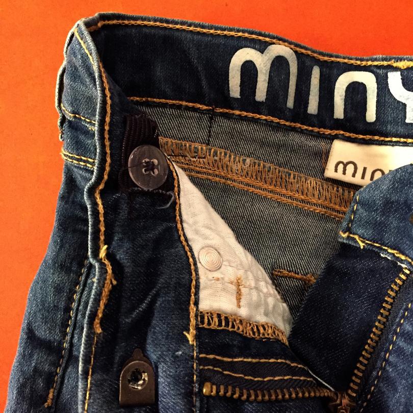 MINYMO Jeans Marie Denim - 3