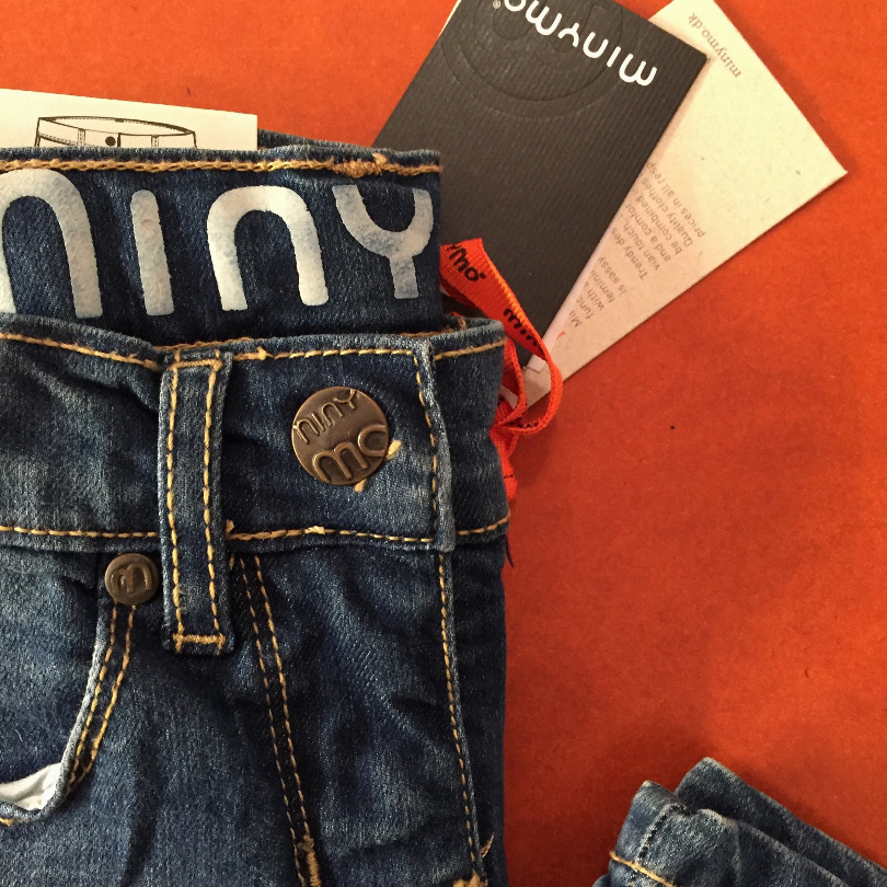 MINYMO Jeans Marie Denim - 5