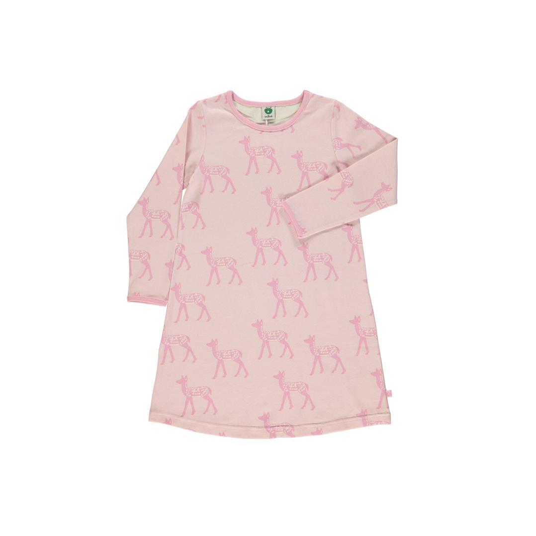 SMAFOLK Kinder Kleid Rehe Kitz Deer /rosé - 1