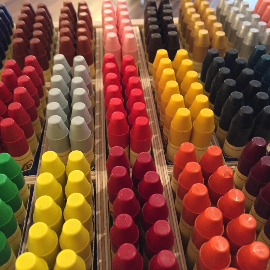 STOCKMAR Wachsmalstifte / je Stueck - 24 verschiedene Farben
