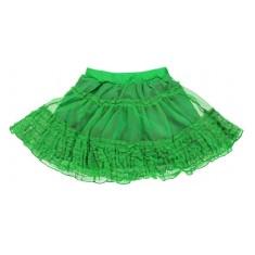 dca64eecdc81 SMAFOLK Kinder Tüllrock grün