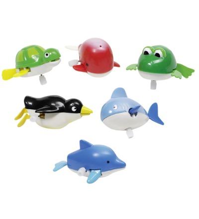 Schwimmtiere zum Aufziehen