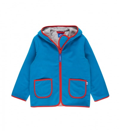 FINKID TONTTU Kinderjacke Fleecejacke Zip in