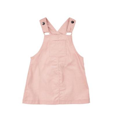 MINYMO Baby Trägerkleid Nicole Cord rosa