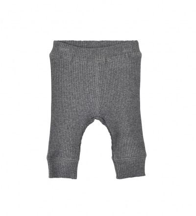 MINYMO Mace Leggings pants grau BIO