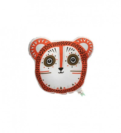 FERM LIVING Billy Bear mit Fuellung Organic Cotton Farbe orange