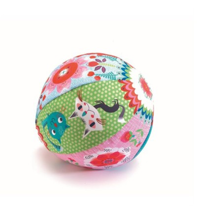 DJECO Luftballonhuelle Pop Ballon Garden Ball