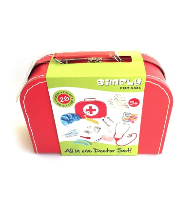 All in one Doctor Set 26 Teile