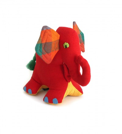BAREFOOT Stofftier Elefant