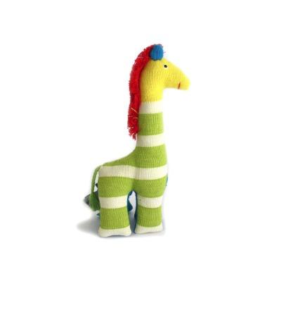 BAREFOOT Stofftier Giraffe Inguru Jedes Stück