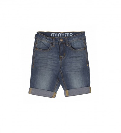 MINYMO Malthe Shorts denim
