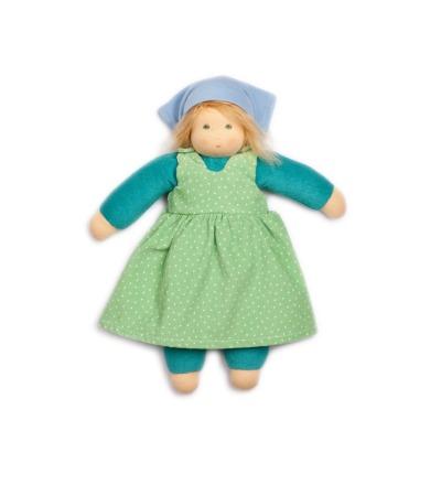 NANCHEN NATUR Puppe Sommerkind Bio Made