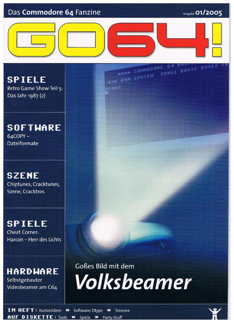 Ausgabe 01/05 - 2005