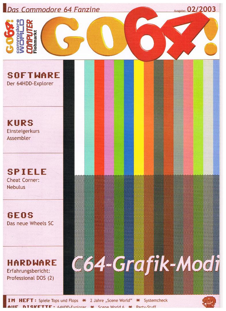 Ausgabe 02/03 - 2003