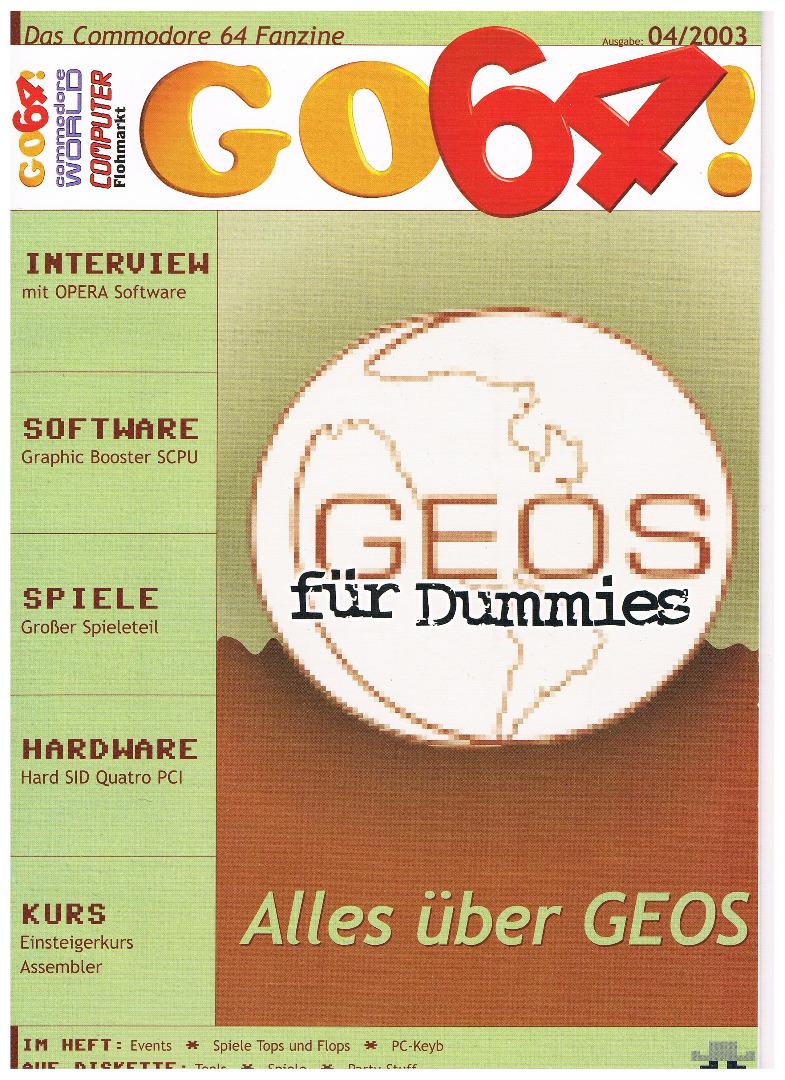 Ausgabe 04/03 - 2003