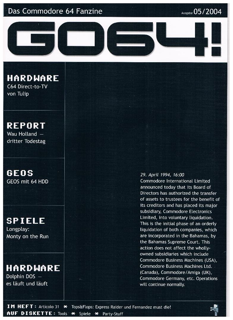 Ausgabe 05/04 - 2004