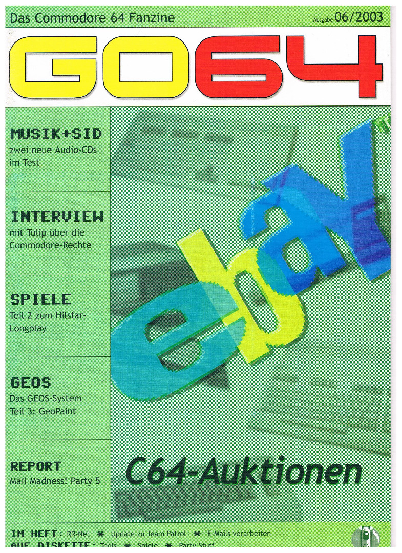 Ausgabe 06/03 - 2003
