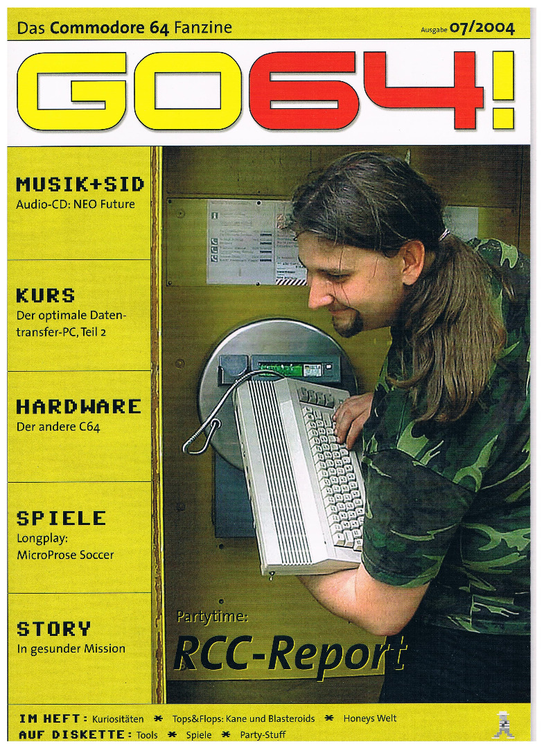 Ausgabe 07/04 - 2004