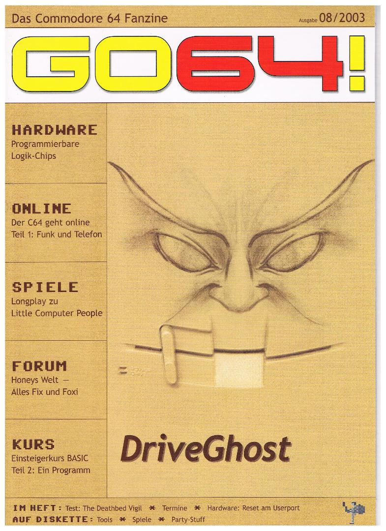 Ausgabe 08/03 - 2003