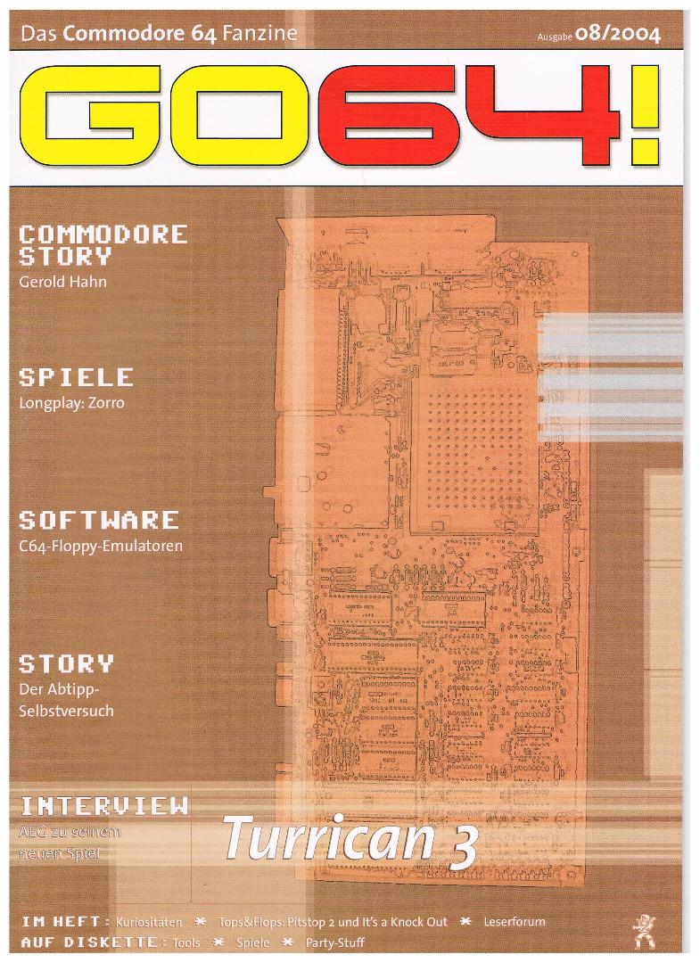 Ausgabe 08/04 - 2004