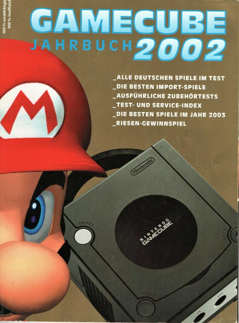 Gamecube Jahrbuch 2002