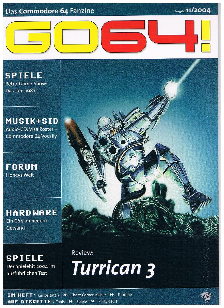 Ausgabe 11/04 - 2004