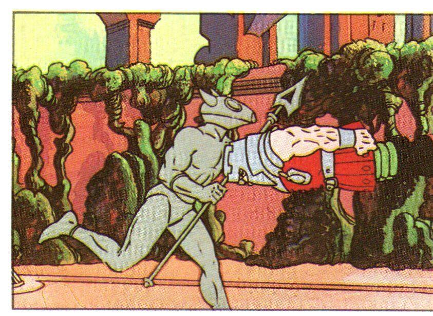 Panini Sticker Nr Filmation He-Man Masters