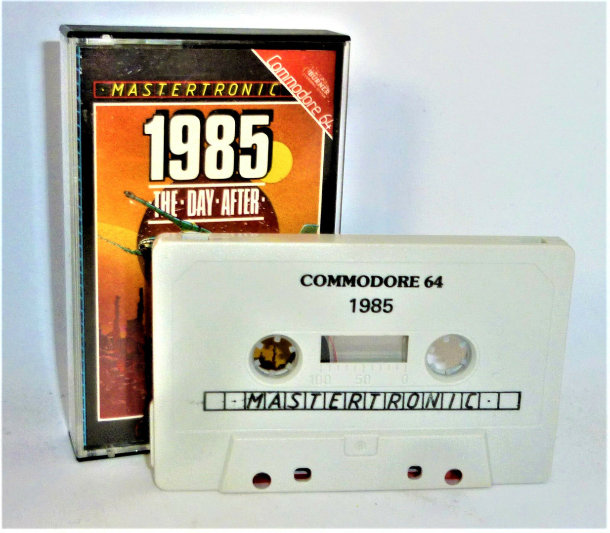 1985 The Day After - Kassette