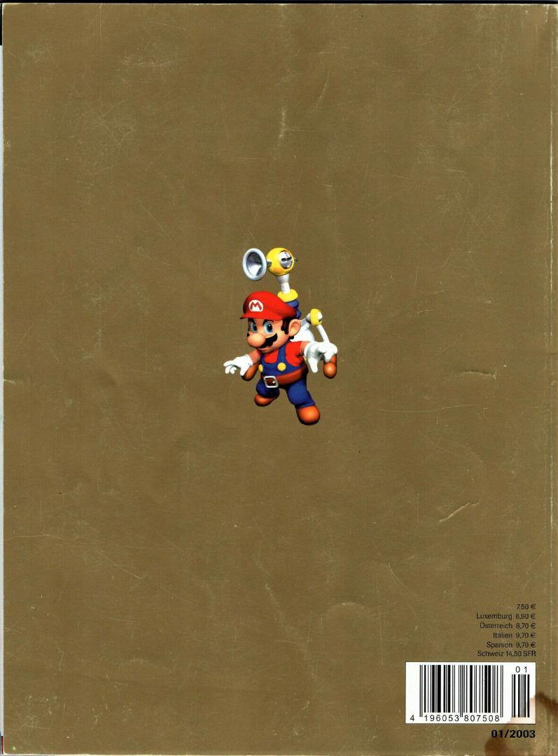 Gamecube Jahrbuch 2002 2