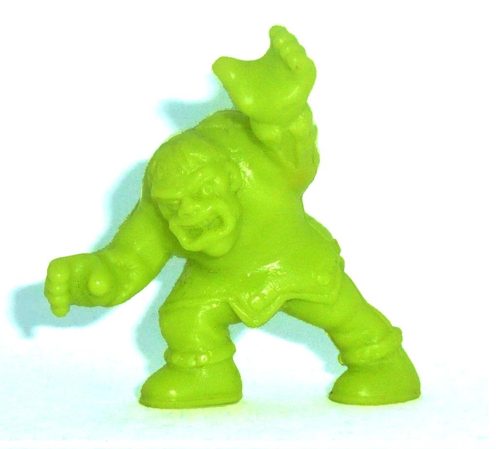 Hunchback grün