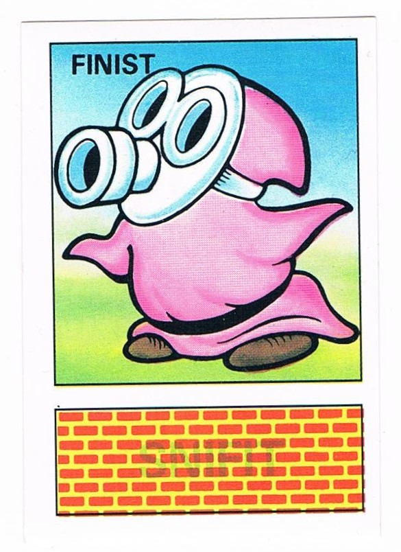 Sticker Nr 25 - Super Mario