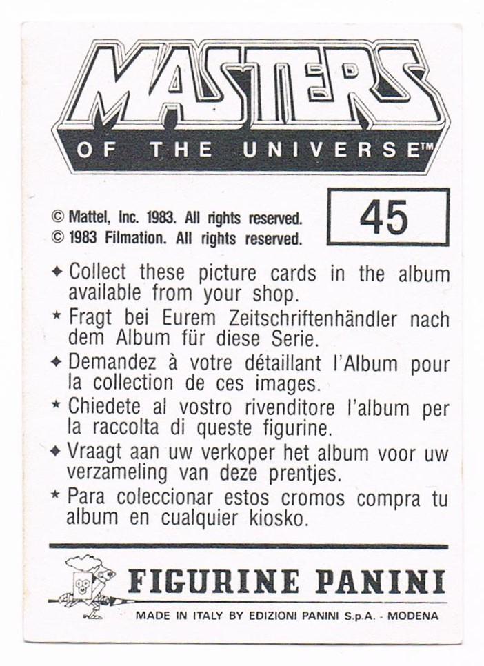Panini Sticker Nr 45 2