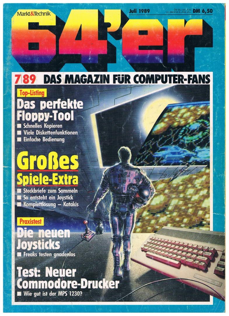 Ausgabe 7/89 1989