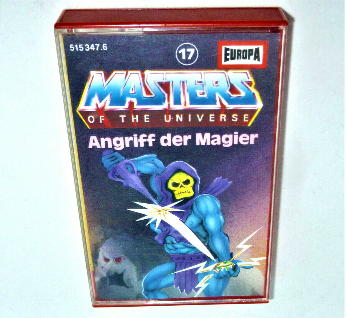 Angriff der Magier - Nr.17 - Masters of the Universe / He-Man Hörspiel - 1