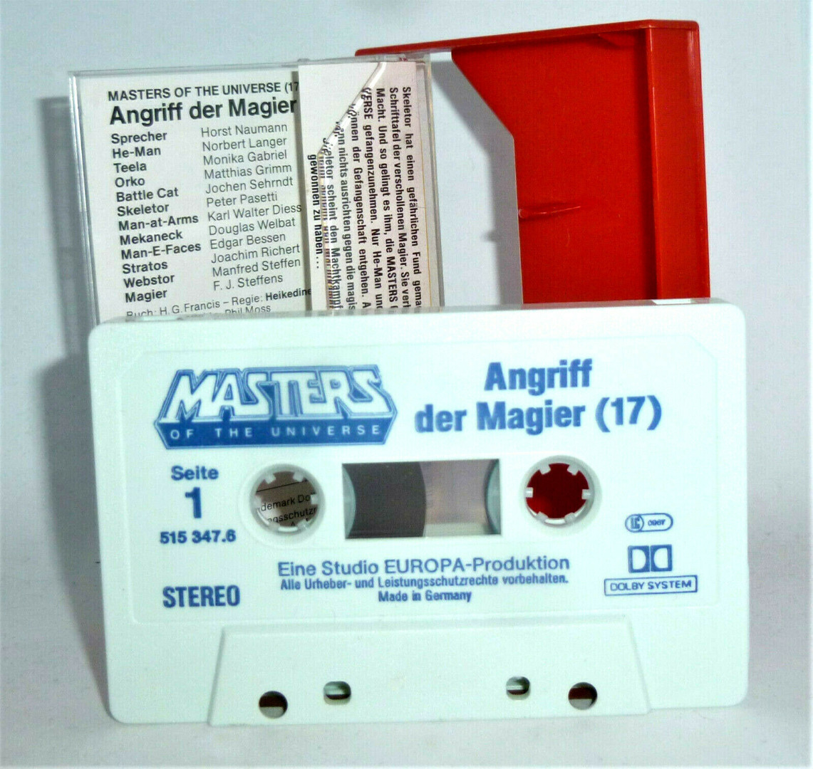 Angriff der Magier Nr17 Masters of