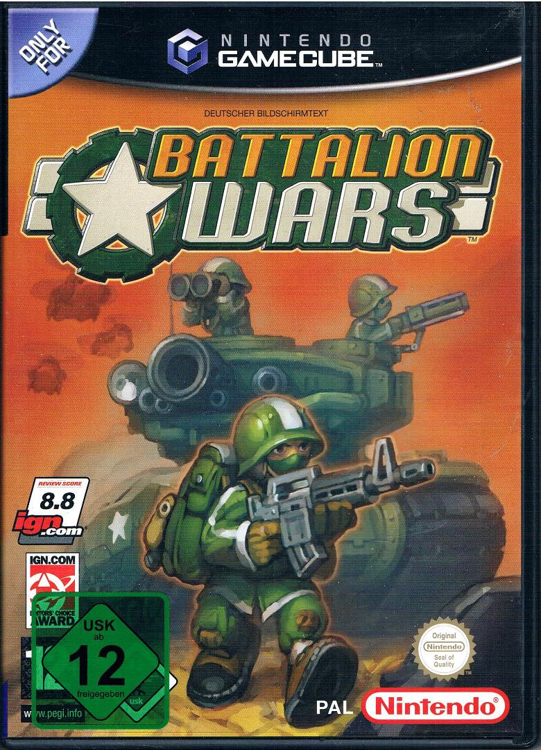 Nintendo GameCube - Battalion Wars