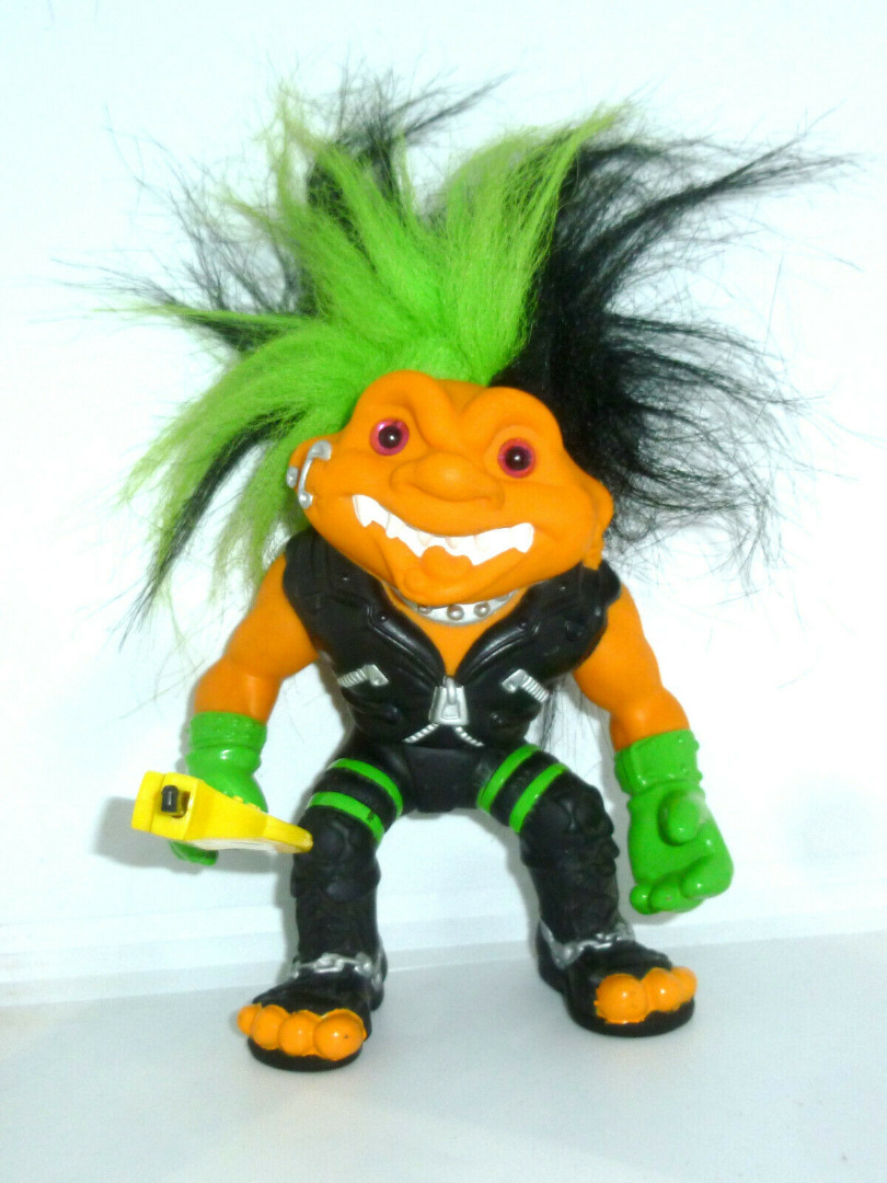 Battle Trolls - Punk Troll -