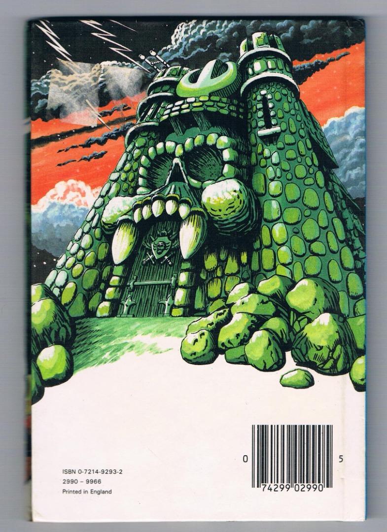 Castle Grayskull in Gefahr 2