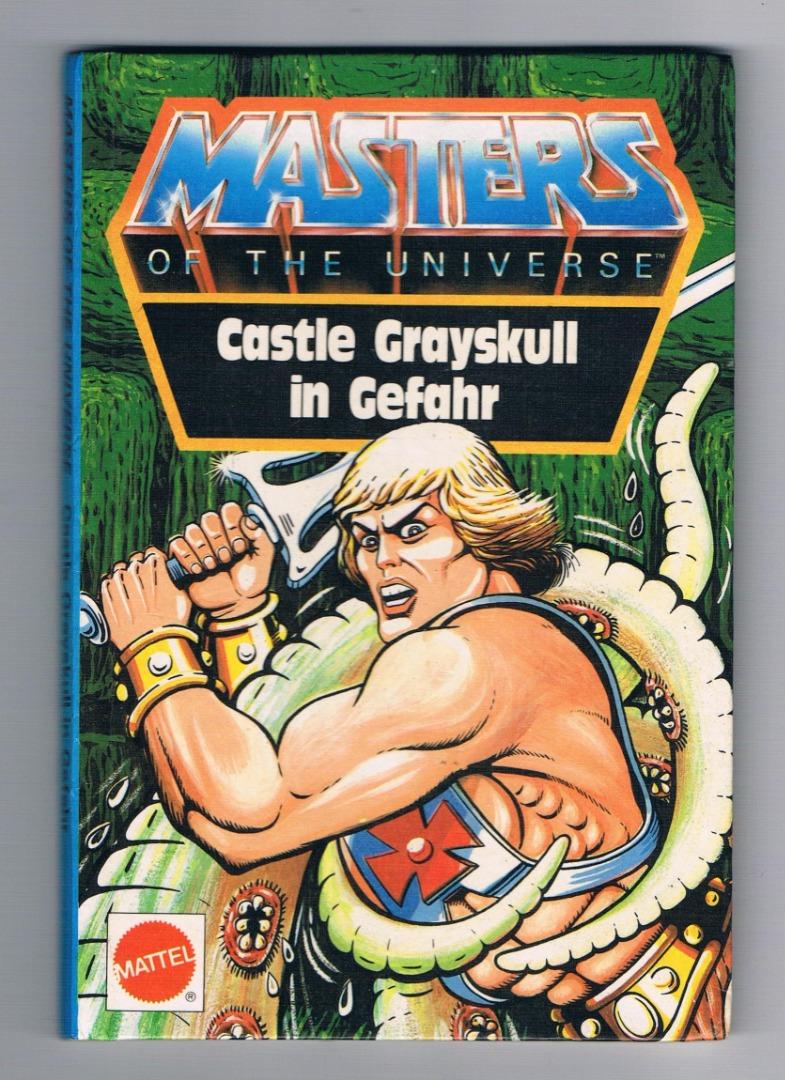 Castle Grayskull in Gefahr