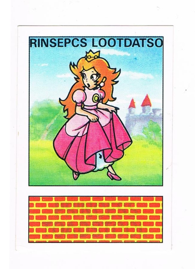 Sticker Nr 3 - Super Mario
